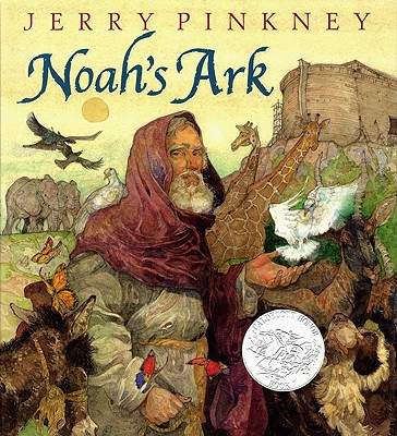 Noah's Ark By Pinkney, Jerry
